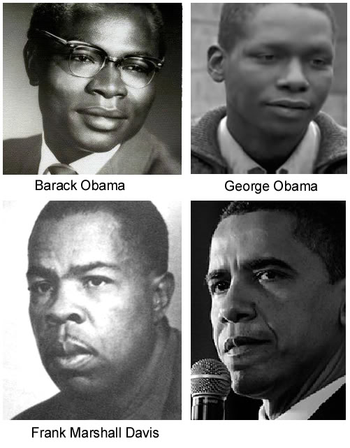 Barry obama's thesis