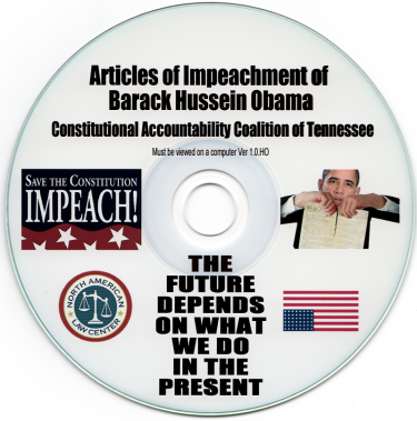 articles of impeachment cd